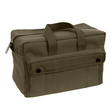 Olive Drab Heavyweight Military Mechanics Standard Tool Bag Free Shipping
