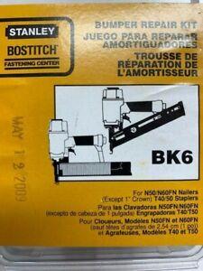 Bostitch BK6 Bumper Repair Kit for N50/N60FN Nailers & T40/50 Staplers (except 1