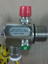 New listing Iva 5-3-4-1-3 Sei Inflation Valve Wpr. 5000 Psig. Max