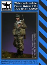 BLACK DOG WEHRMACHT SOLDIER 1944 1:35 F35020