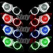 Yamaha R1 2007-2008 CCFL Demon Halo Angel Eyes lights rings motorcycle