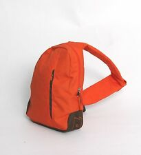Zaino INVICTA - Mono Shoulder B-color - tempo libero monospalla Rosso Marrone 5