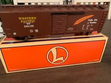 Western Pacific 9464 Boxcar Magnetic Die-cast Couplers Lionel Trains, Inc.