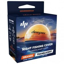Deeper Fishfinder Night Cover Sonar Orange NEW - DEEP05