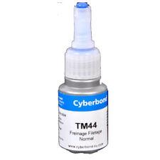 T2M 10G cyberbond Tornillo de seguridad NORMAL AZUL cy44