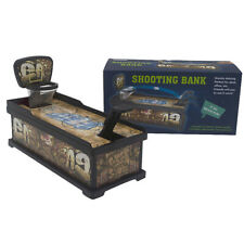 Piggy Coin Bank Money Saving Storage Box Case Plastic Basketball Shooting Gifts