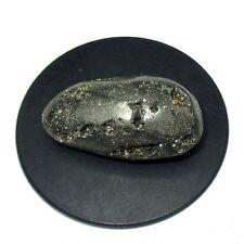 1 Pierre roulée en Pyrite Chispas N°5, Minéraux, Lithothérapie