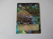 Carte Dinosaur King Saichania Edition de Base !!!