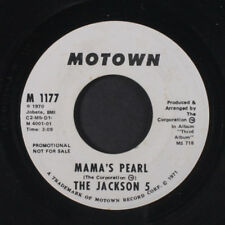 JACKSON 5: Mama's Pearl / Same 45 (dj) Soul