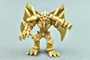 Yu-Gi-Oh Obelisk The Tormentor BONE Mattel Mini Figure Takahashi