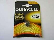 1x 625A LR9 Alkaline Knopfzelle Duracell AR1539