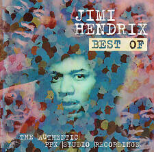 JIMI HENDRIX - Best Of -The Authentic PPX Studio Recordings > 2 CD Album Set