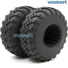 2Stk RC 1.9'' Truck Crawler Tires Reifen 108mm Fit 1.9'' Beadlock wheels Felgen