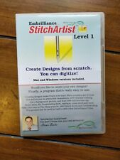 Embrilliance Stitch Artist Level 1