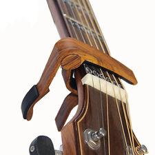 Guitar Capo Quick Change Acoustic Guitar Accessories Trigger Capo Key Clamp