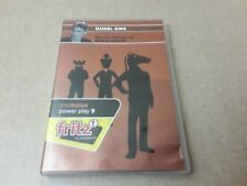 Chessbase Fritztrainer Power Play 9 Daniel King PC DVD Rom