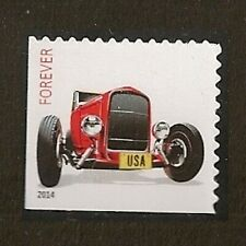 US 4909 Hot Rods Red '32 Ford forever single MNH 2014