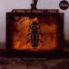 X MARKS THE PEDWALK Facer CD LTD.1000 PART 10