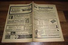 die BIENENPFLEGE #  1/1937 -- Schulungsblatt Landesfachgruppe Imker Württemberg