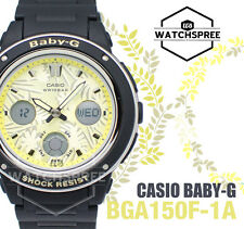 Casio Baby-G Flower Dial BGA-150 Series Watch BGA150F-1A