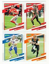 2021 Donruss Football Base #1-250 - Complete Your Set ~ You Pick! RESTOCKED!