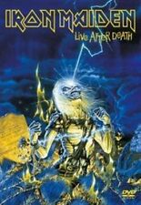 Iron Maiden Live After Death 0094637952290 With Frank Whaley DVD Region 2