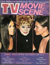 TV Movie Scene magazine - October 1971