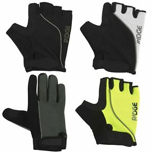 Halfords Cycling Bike Bicycle Training Full Half Sports Fitness Winter Gloves