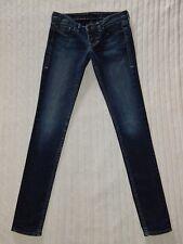WILLIAM RAST – Womens Size 25 – Skinny Leg Denim Jeans – #W289
