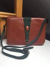 Vintage sac CARTIER authentique, cuir et daim