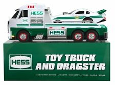 "2016 HESS TOY TRUCK AND DRAGSTERS  "" NEW IN FACTORY SEALED BOXES """