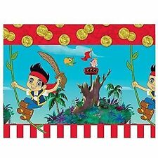 Jake and The Neverland Pirates Birthday Party Tablecover 120cm X 180cm