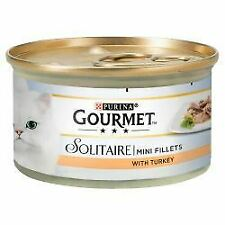 Gourmet Solitaire Premium Fillets with Turkey - 85g - 565530