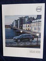 Volvo XC90 - Modelljahr 2017 - Prospekt Brochure 2016