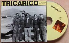 TRICARICO / LA PESCA - CD single (Italy 2001 - digipak)