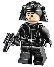 Lego Imperial Navy Trooper  minifigure + gun sw583 Star Wars