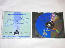 CD/ MATTHEW HUNTER-GERARD PARMENTIER / BEETHOVEN / CONCERT LIVE BRASSEMPOUY