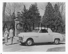 Ref. # 38461 1938 Dodge D8 Six touring sedan Factory Photo