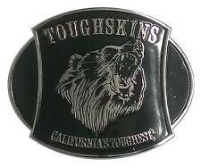 TOUGHSKINS California's Toughest official Belt Buckle US Oi! punk rock band NEW