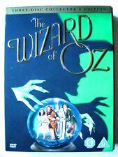 Dvd The Wizard of Oz - Il Mago di Oz - Ed. Speciale digipack 3 dischi Usato raro
