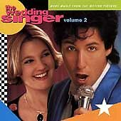 Wedding Singer, Vol. 2 [Original Soundtrack] by Various Artists (CD, Jul-1998, W