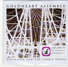 (ED782) Goldheart Assembly, Stephanie And The Ferris Wheel - DJ CD