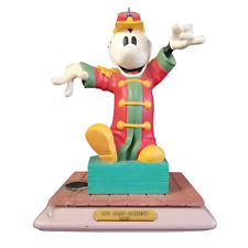 """Disney Mickey Mouse The Band Concert 1935 Signed Statue Figurine (13"""") D4832"""