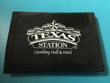 New listing The Texas Station Gambling Hall & Hotel Wallet Players Club Souvenir gift item