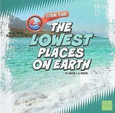 The Lowest Places on Earth (Extreme Planet), Rustad, Martha E. H., Good Conditio