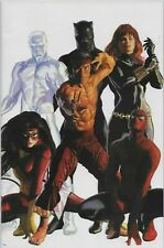EMPYRE AFTERMATH AVENGERS #1 ALEX ROSS TIMELESS PROMO VARIANT