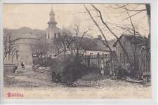 AK Klosterneuburg, Weidling, Kirche, 1900