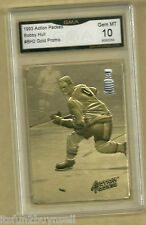 BOBBY HULL 1993 Action Packed GOLD #BH2 PROMO GEM MT 10 GMA RARE