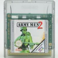 Army Men 2 | Nintendo Game Boy Spiel | GameBoy Color Modul | Gut