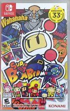 Super Bomberman R (Nintendo Switch, 2017) (1494-SM99)
